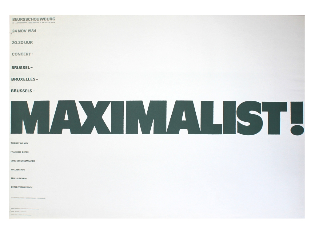 Maximalist 84