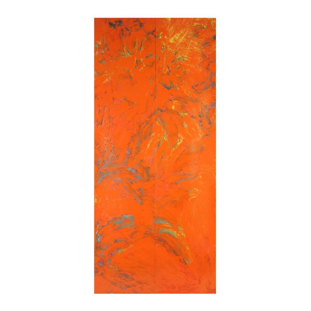 oranje kleuring verb a1